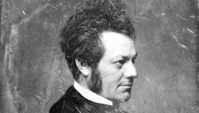 Edwin Forrest — What Makes a Man's Life Large or Small?