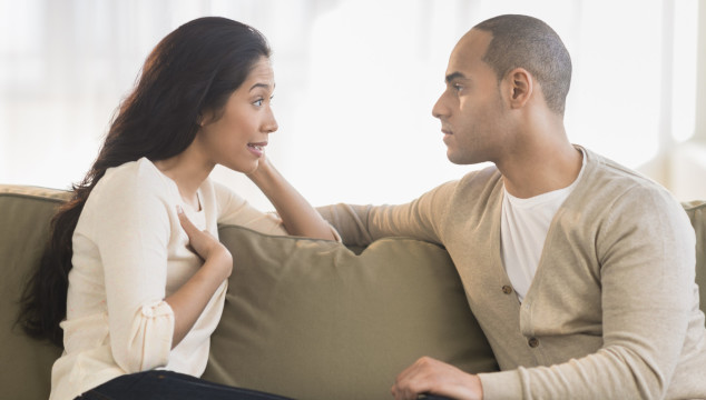 What's Missing When Husbands Talk with Wives?